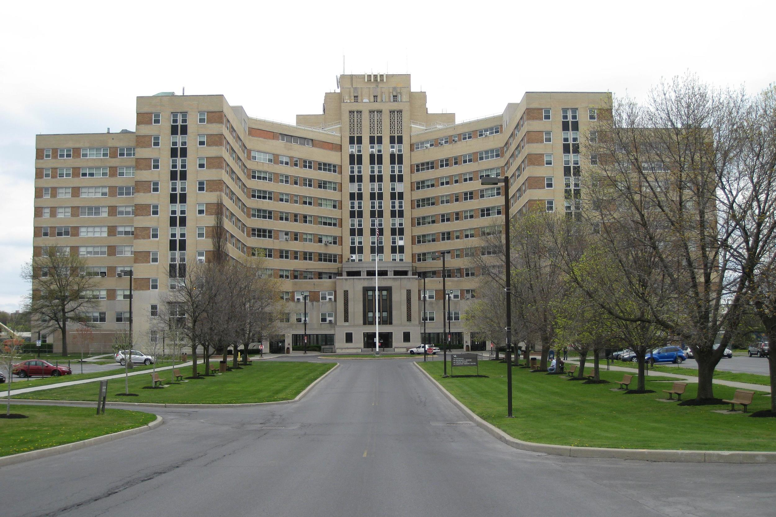 Albany Stratton VA Medical Center Term Contract