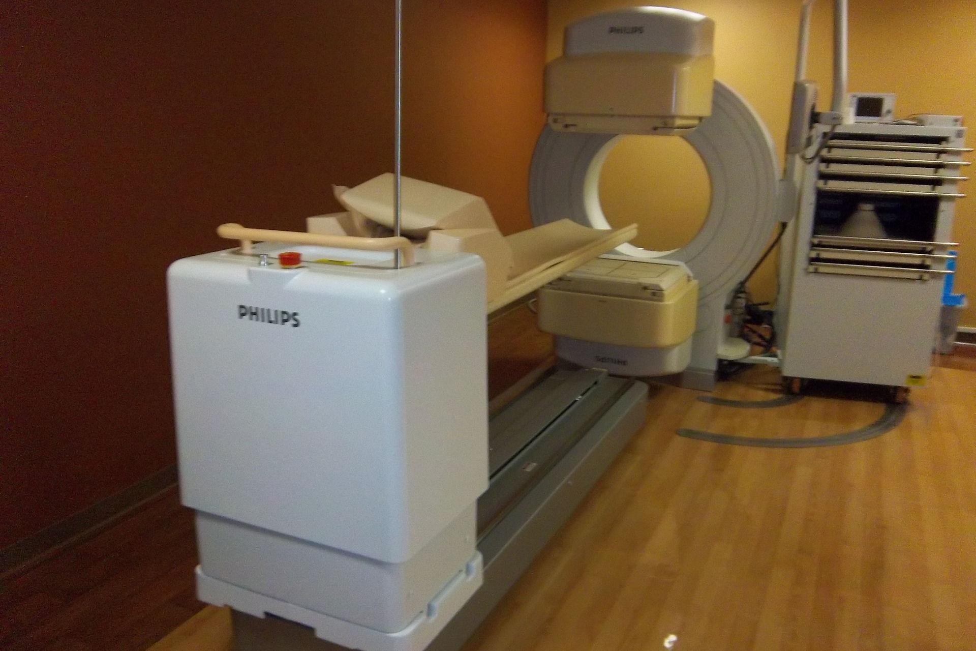 Berkshire Medical Center MRI Installtion