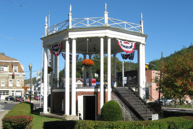 Floyd Bennett Memorial Bandstand Restoration