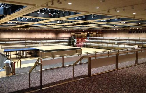 Empire State Plaza Convention Center Stage Floor and Railing Rehabilitation (OGS)