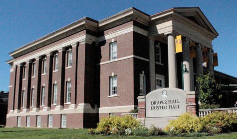 Husted Hall Masonry Restoration