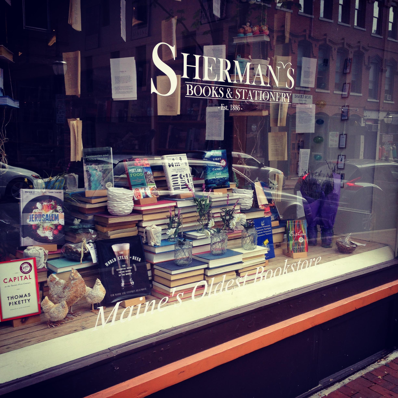 Sherman's in Portland, Maine