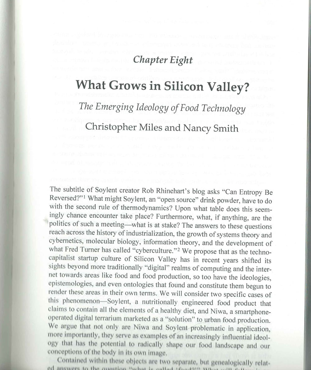 Our book chapter is officially out in the world!