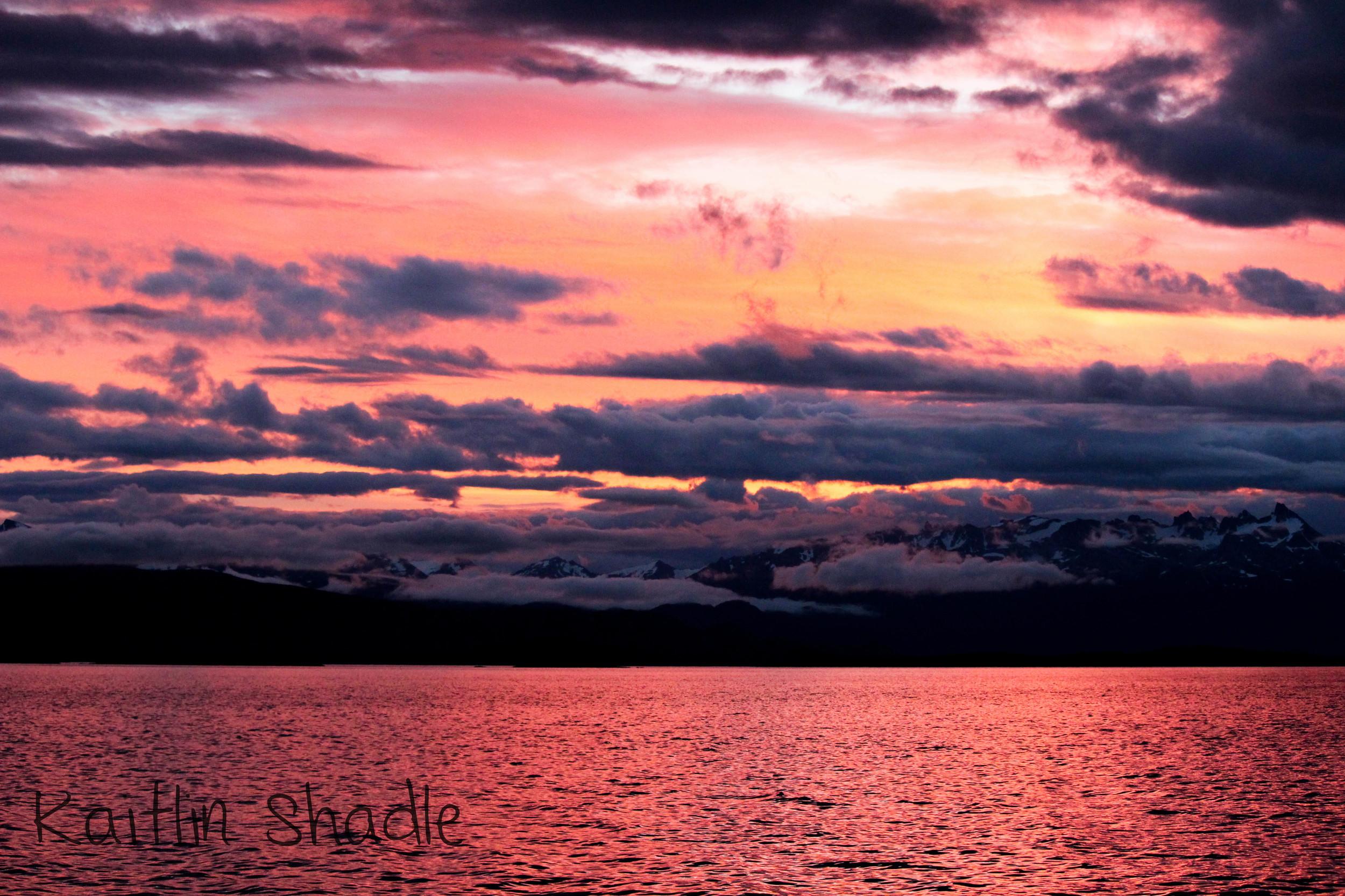 Sunset Bay (Ushuaia)