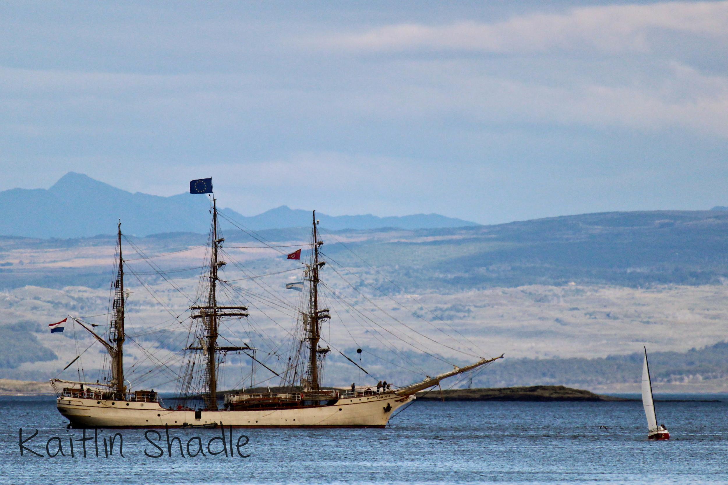 Four Flag Ship