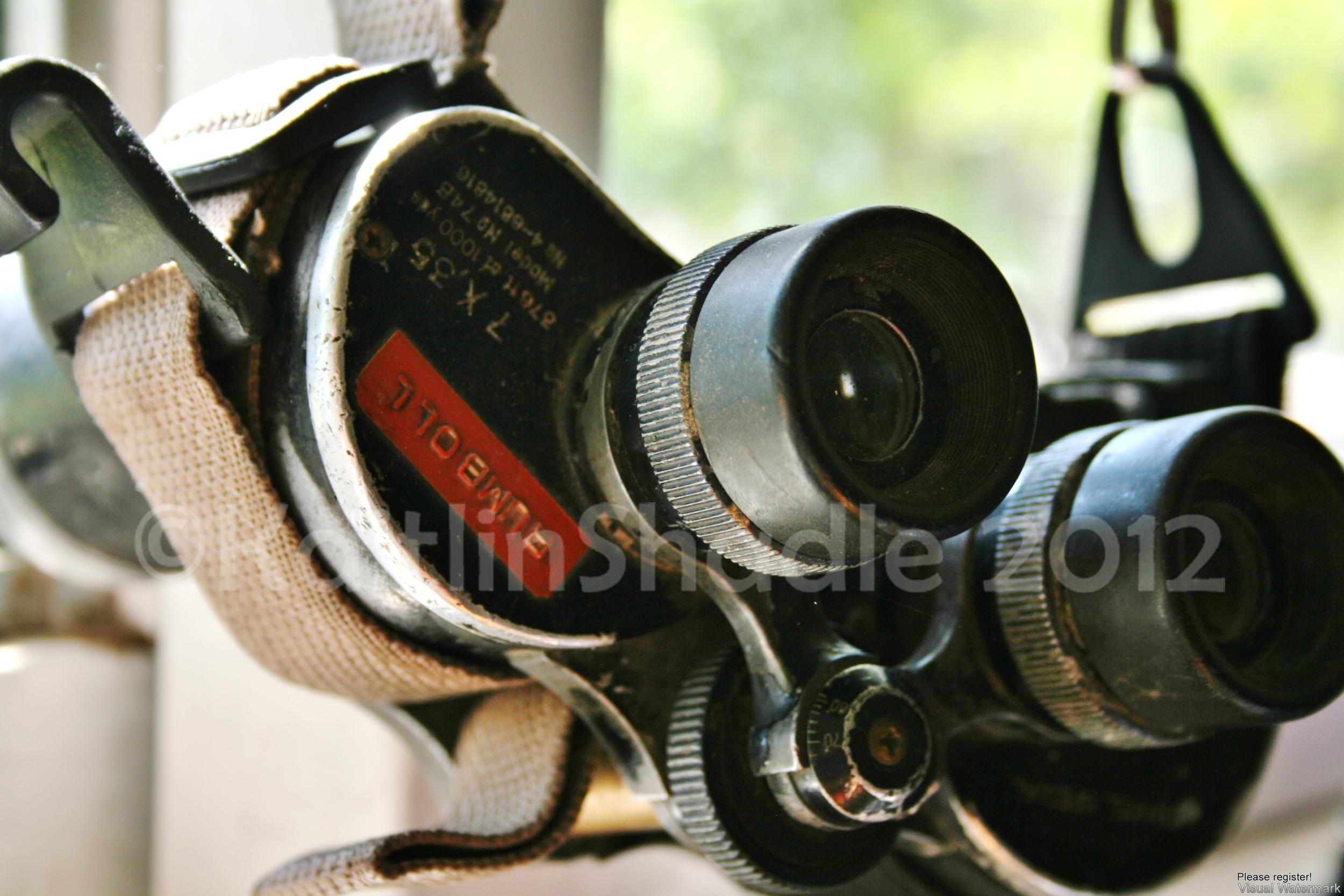 Maurice's Binoculars