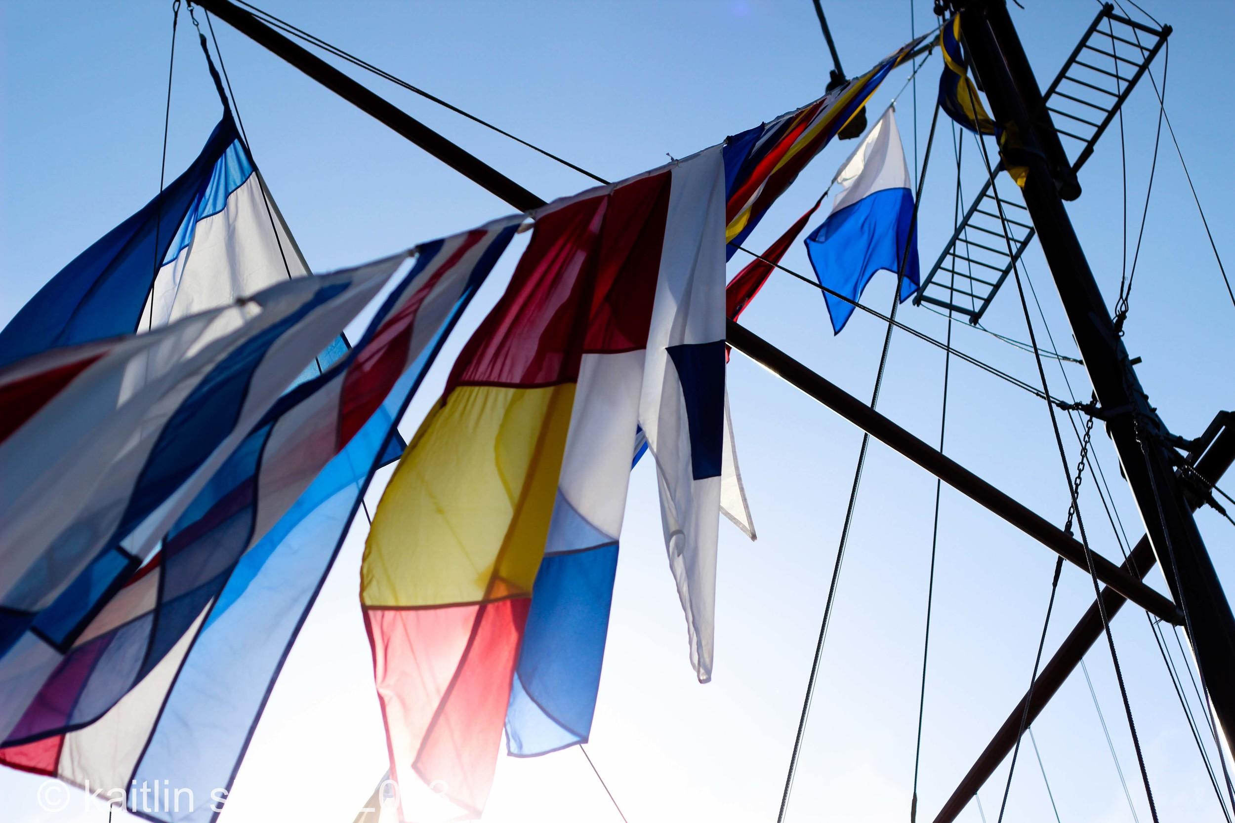 Flags Contra Luz