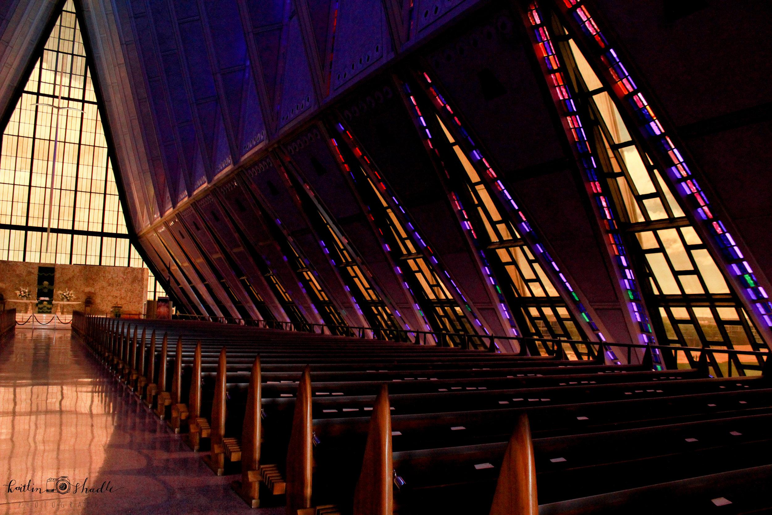 Off-Center Altar