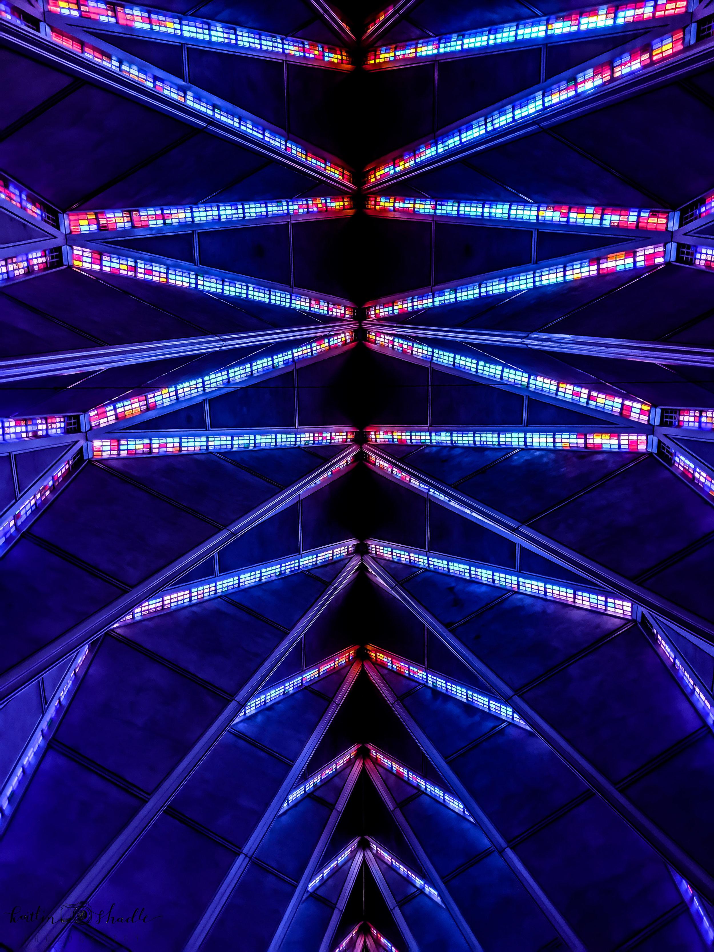 Kaleidoscope Ceiling
