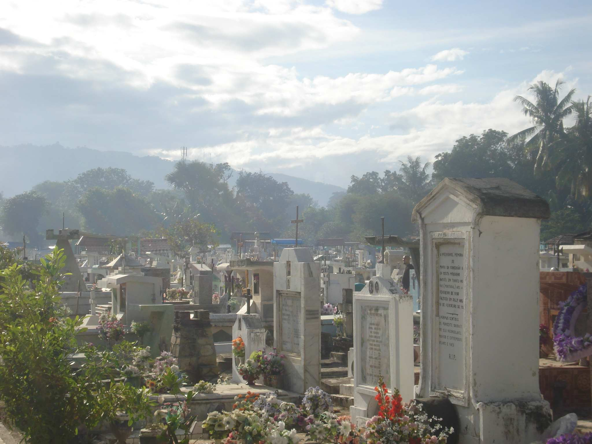 Santa Cruz Cemetary, Dili, 2011