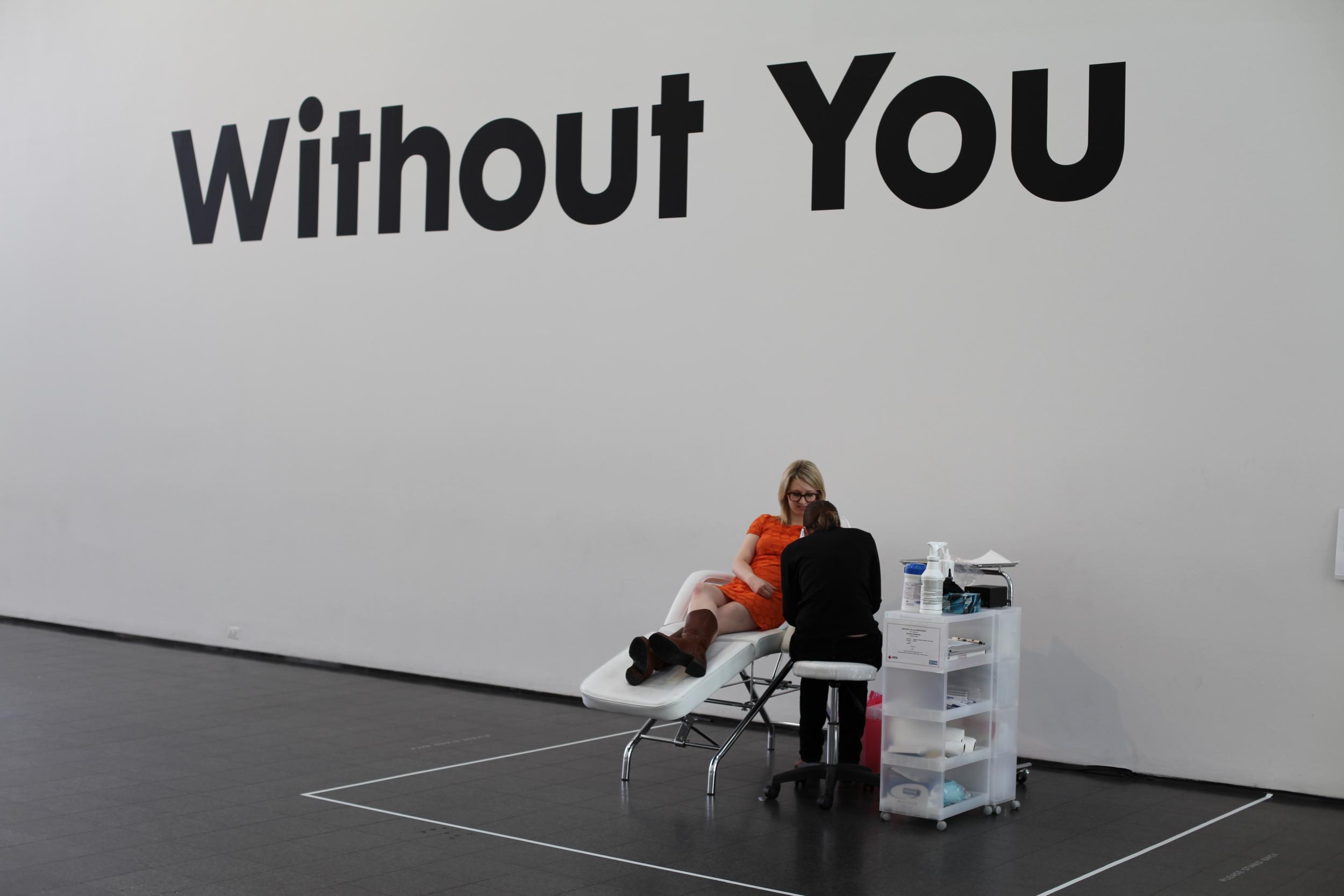 Mnemonic, 2011. interactive performance