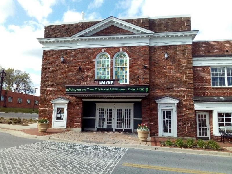 Wayne Theater, Waynesboro Virginia