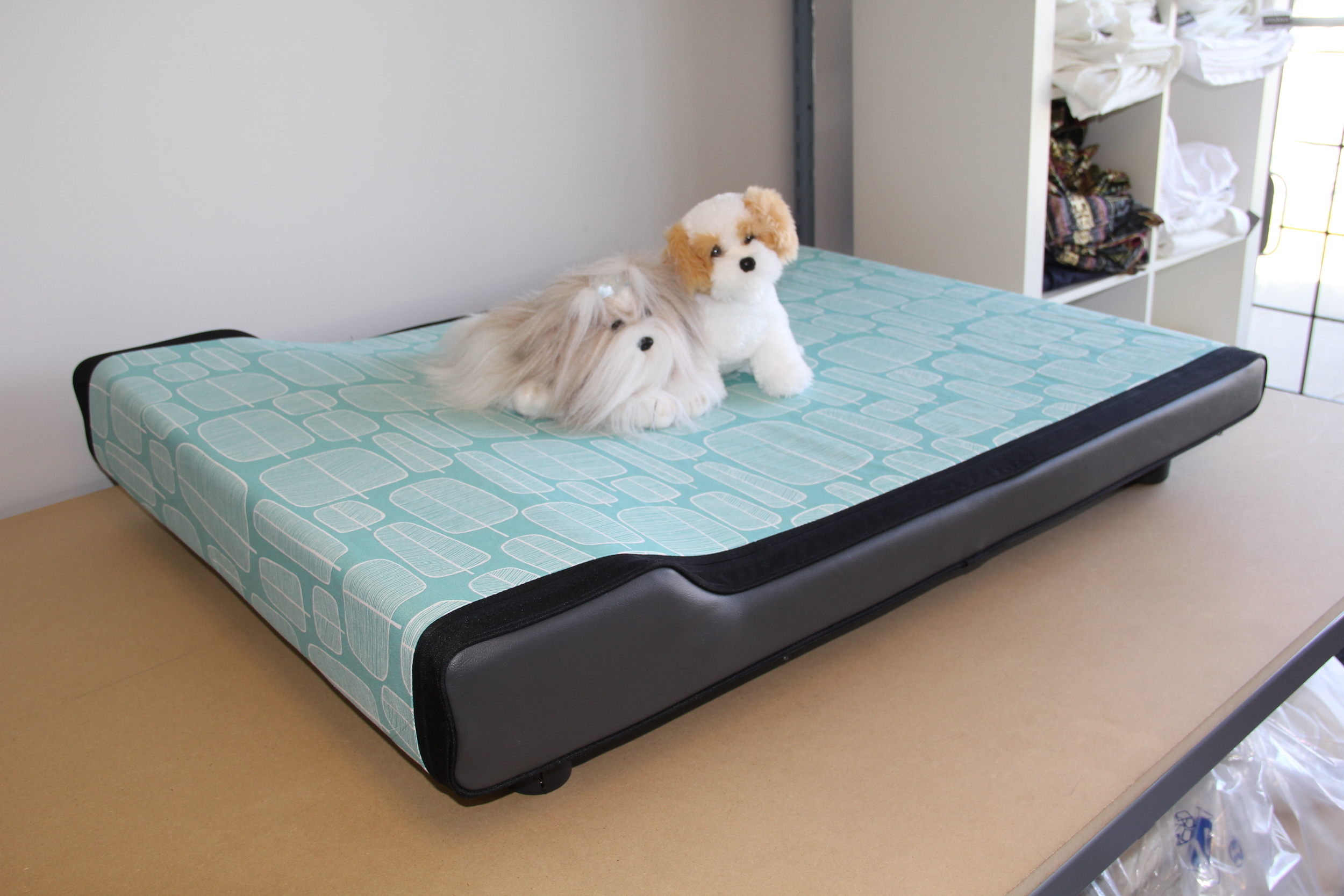 Cool modern dog bed