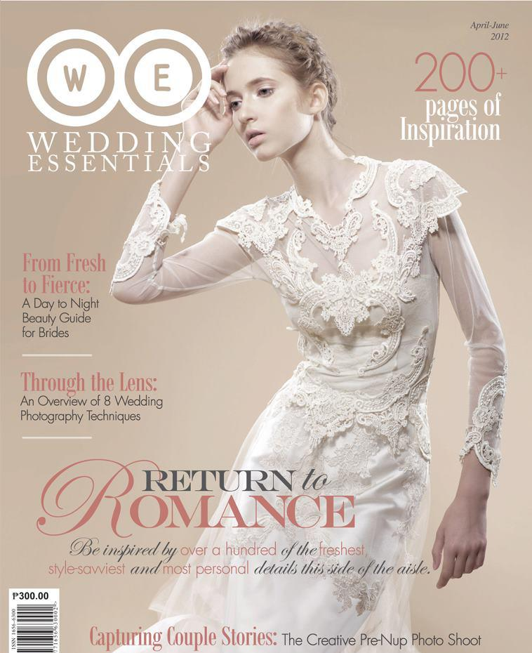 WEDDING ESSENTIALS | April-June 2012