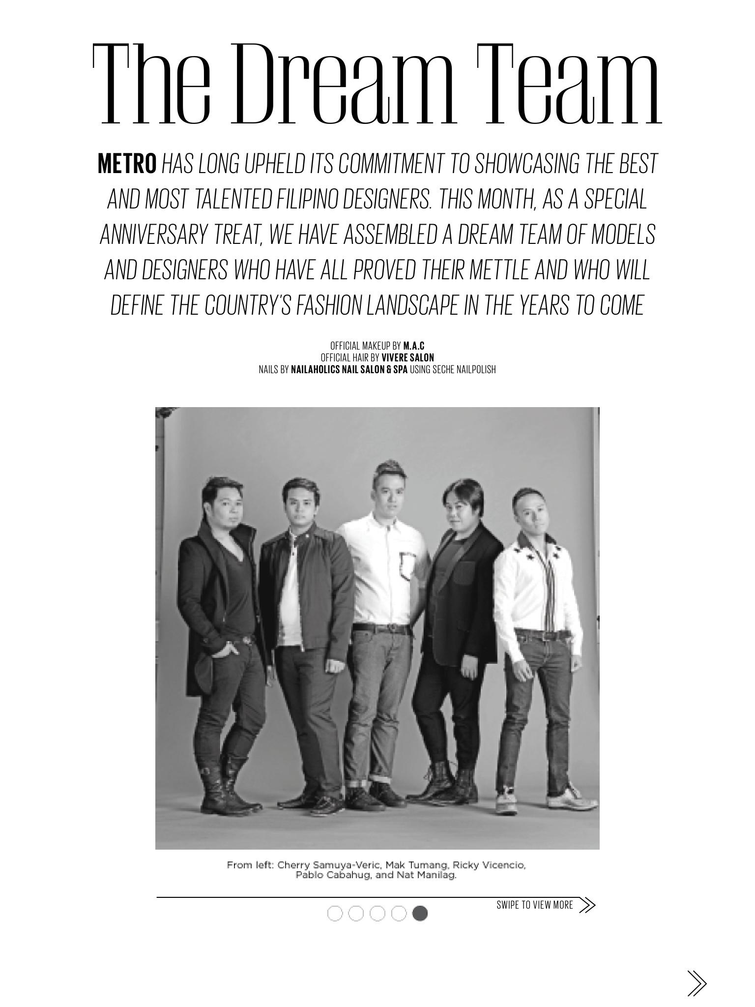 METRO Magazine | May 2013