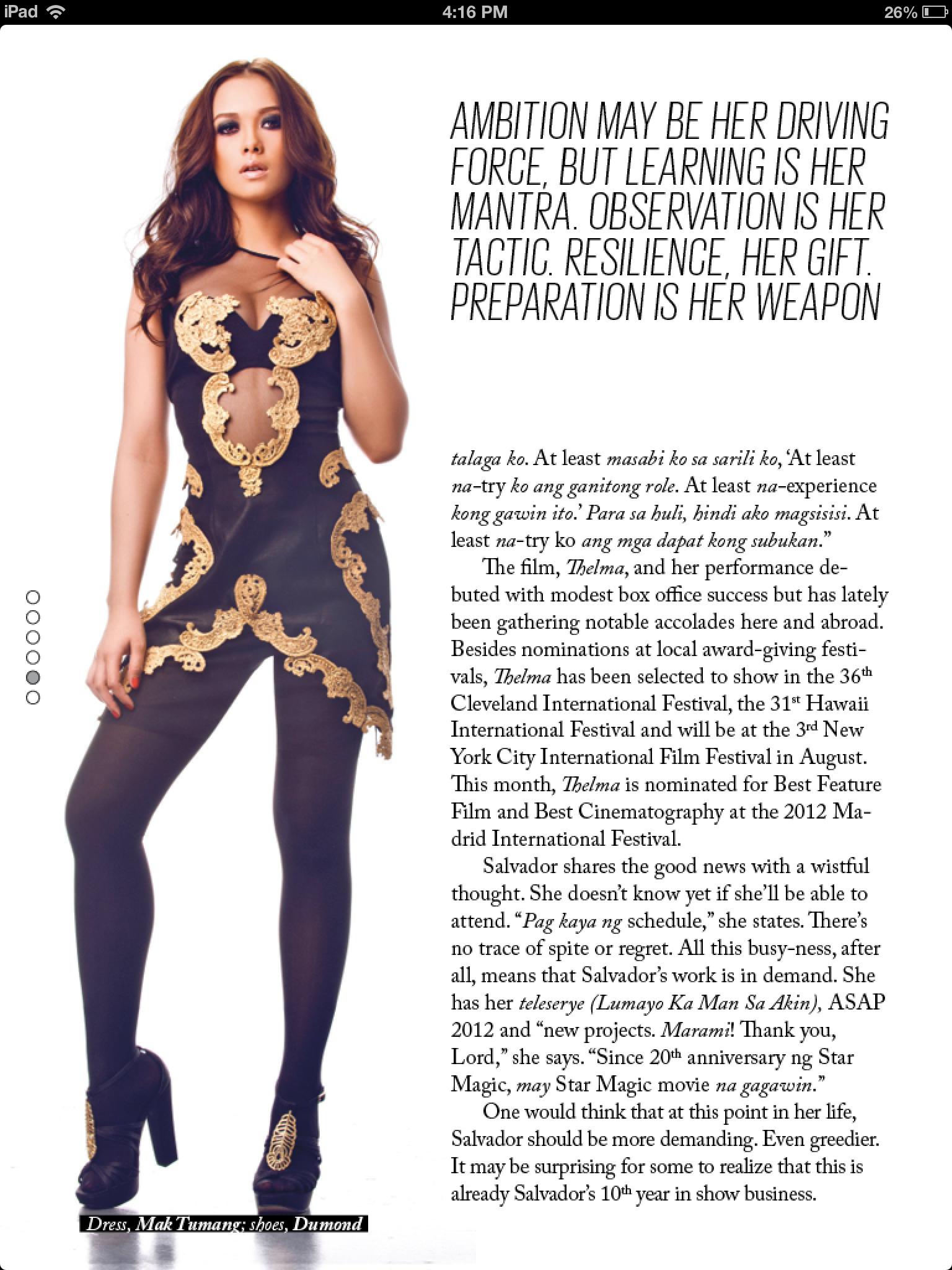 METRO Magazine | May 2012