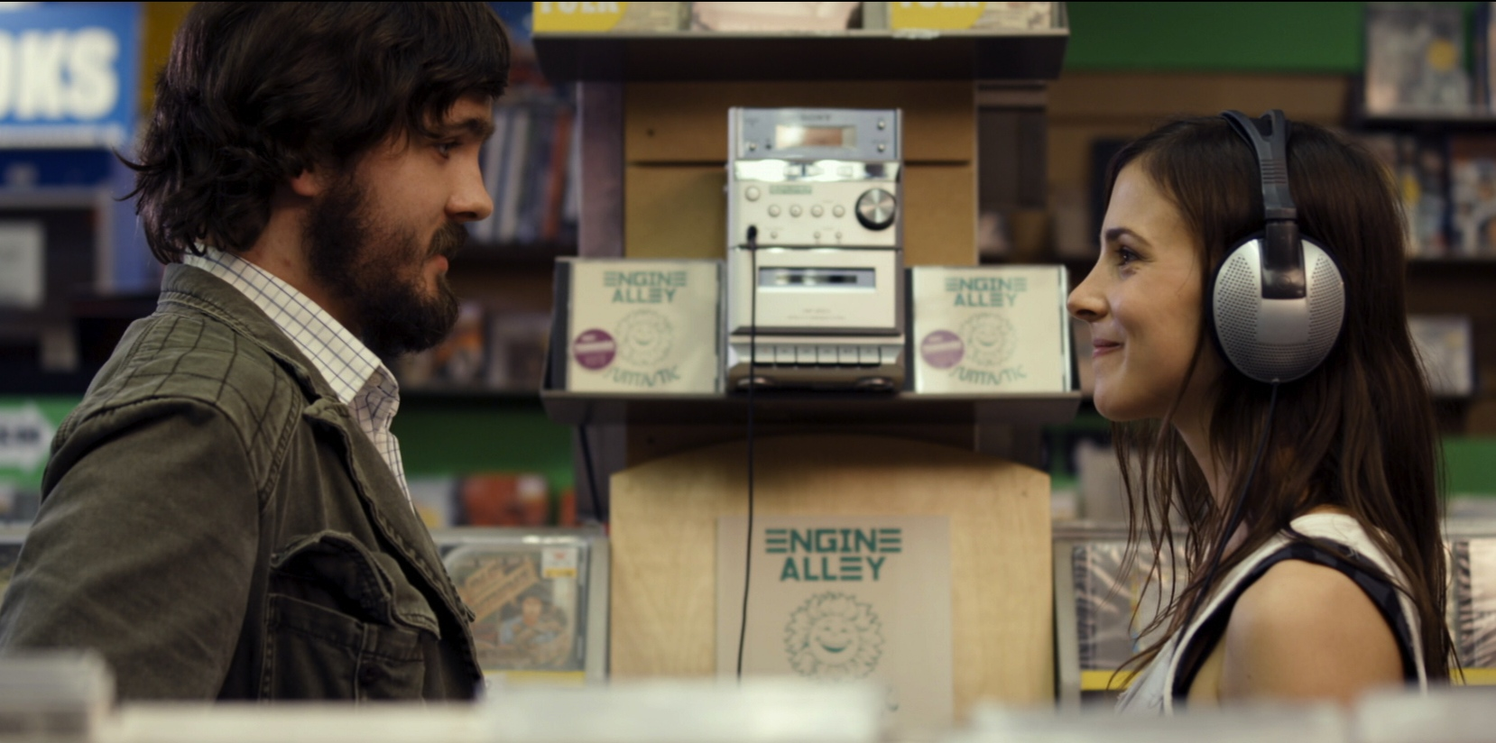 What happens when two people spend a day together, and they don't understand a single word the other person is saying? Quite a lot actually in this charming little short film. 'RHINOS' is the story of Ingrid and Thomas, thrown together by circumstance who over the course of six eventful hours learn more about each other than they thought possible.