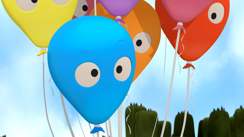 A fearful balloon must trust his fragile life in the hands of an unlikely friend    Running time: 8 minutes