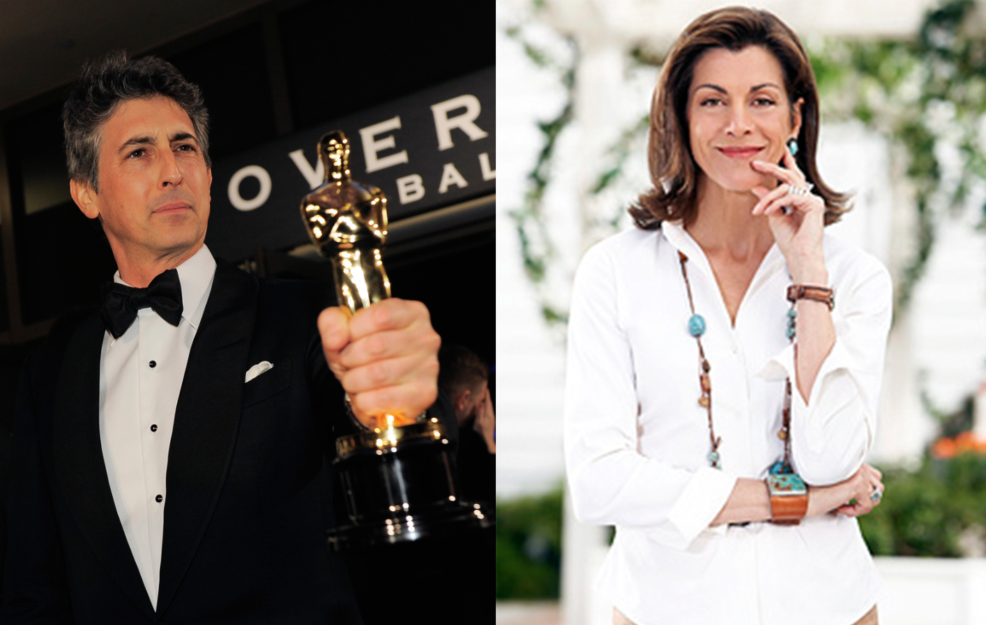 From 4:00pm - 4:30pm,    two-time Academy Award winning film director, producer, screenwriter, and Topanga local,   Alexander Payne   joins a  ctress & voiceover superstar,   Wendie Malick   for an intimate fireside chat on Payne's prolific and impactful career.