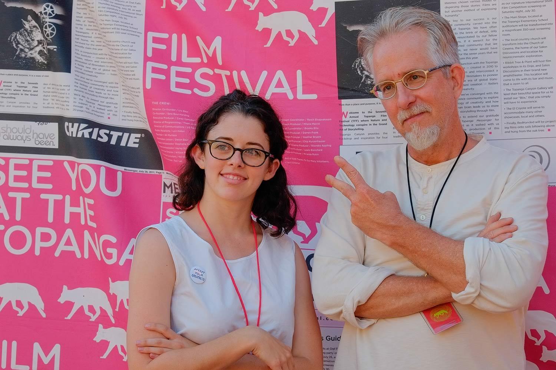 Mary Neely and Matt Mahurin  Photo: Deja Cross
