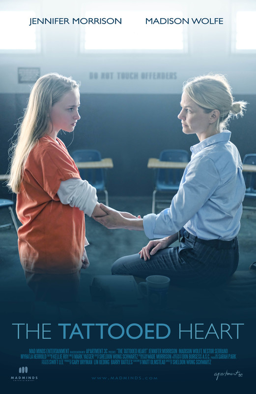 """THE TATTOOED HEART   by Sheldon Wong Schwartz  