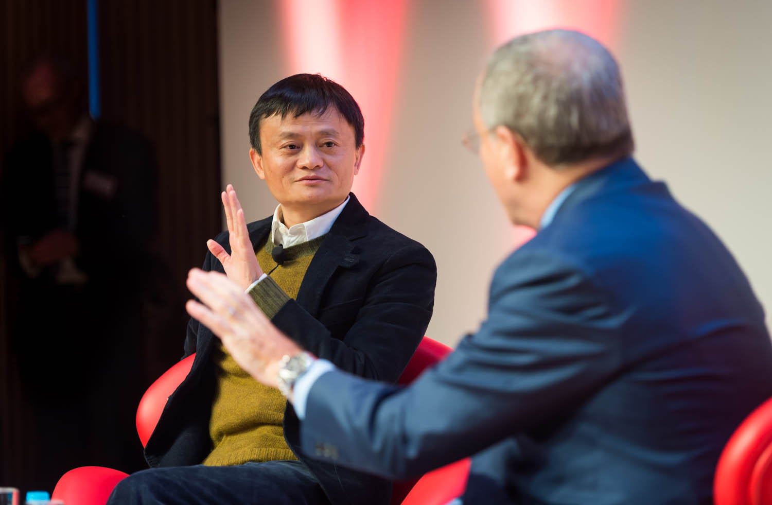 Jack Ma at Great