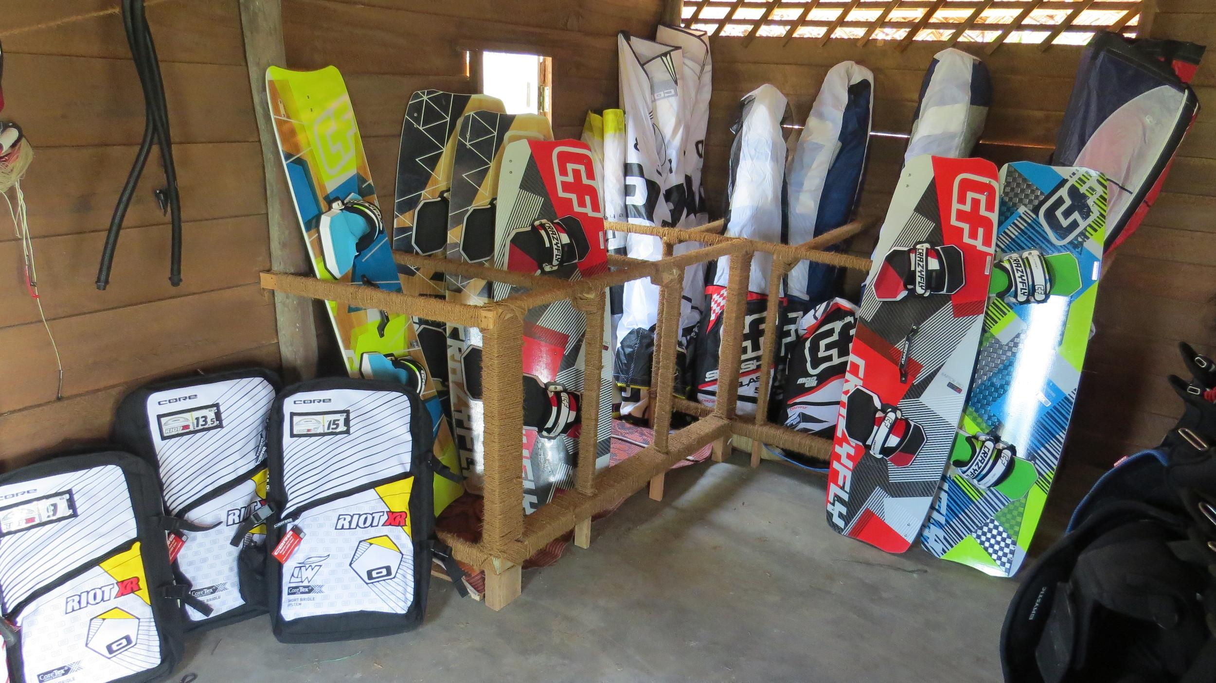 Latest Kite materials