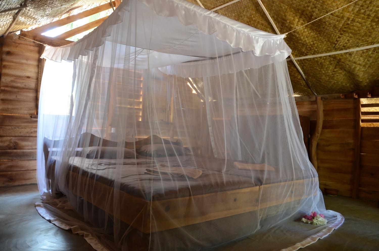 Standard wooden cabana
