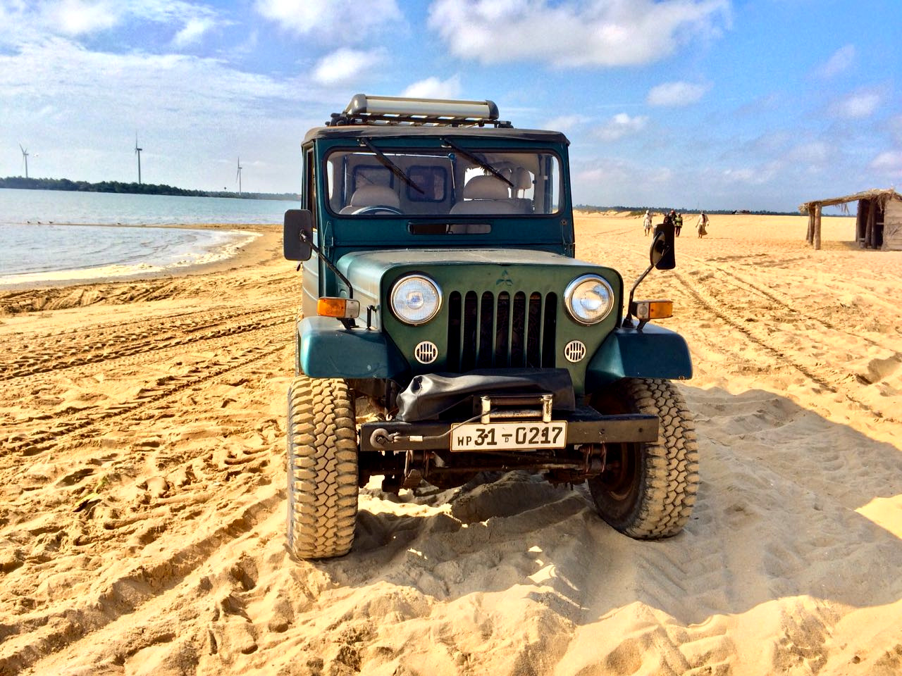 Discover Kalpitya by Jeep