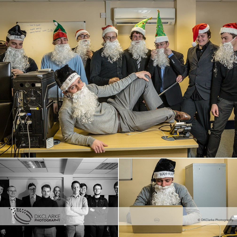 Business photography for Christmas