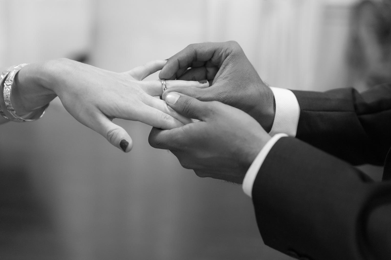 Twickenham wedding ring exchange