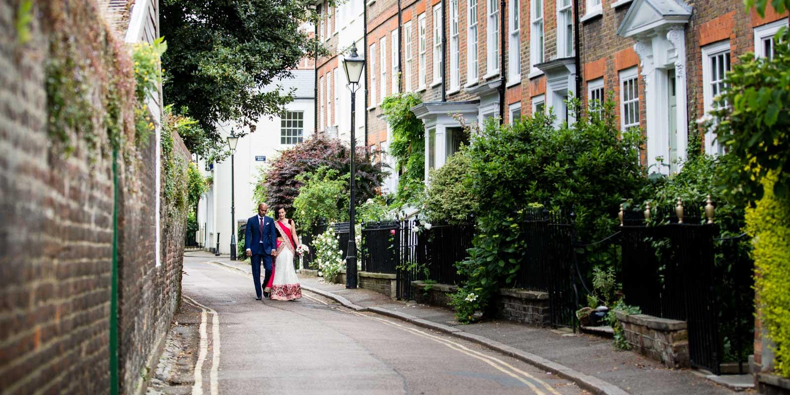 Twickenham wedding