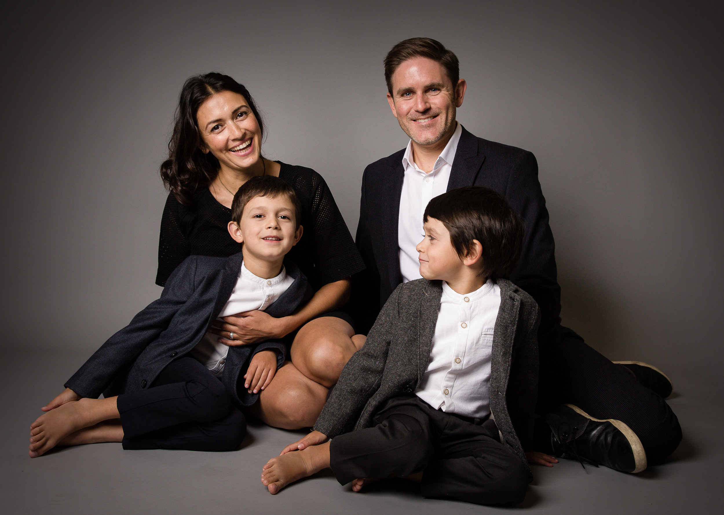 Family and portrait photography in Hampton, west London