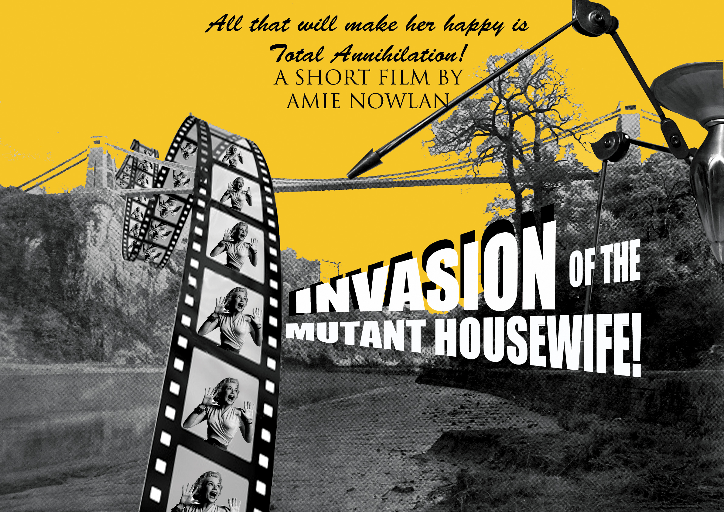 Invasion Of The Mutant Housewife! poster.jpg