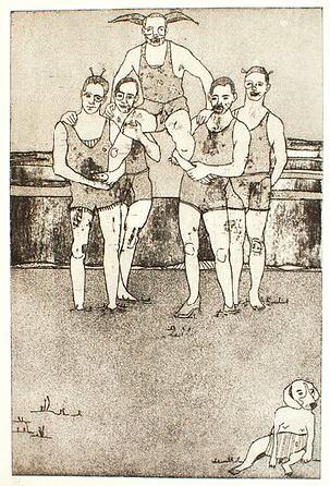 Männerrunde III