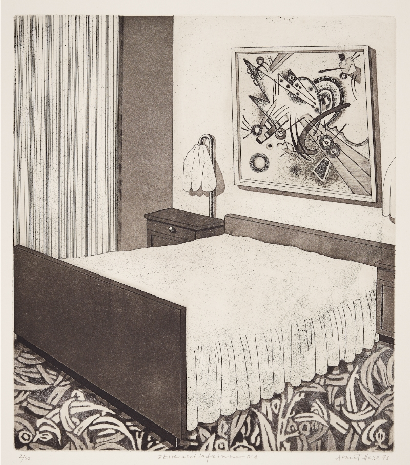 Elternschlafzimmer IV 1973