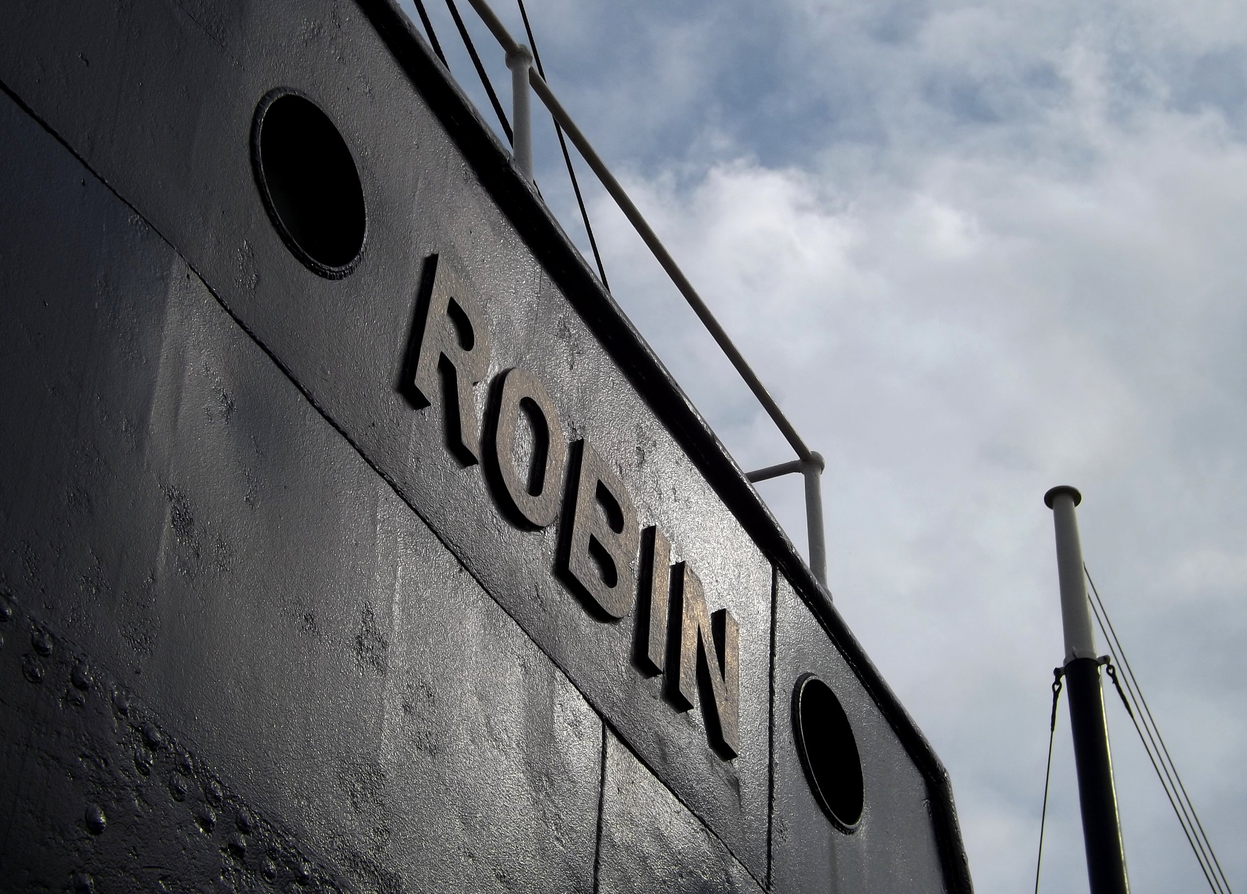 SS Robin (6) @ Royal Victoria Dock 27-08-14.jpg