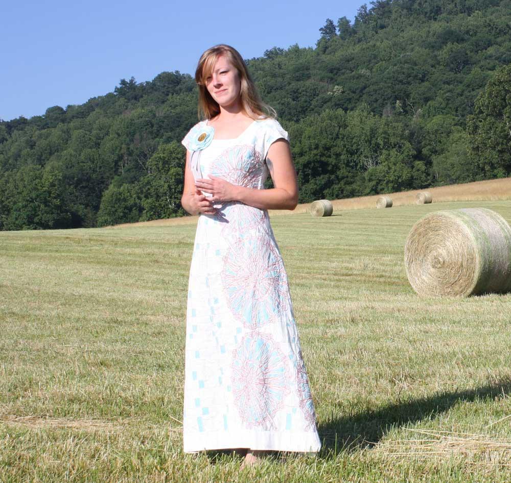 """""""Belle"""" Dress, 2009."""