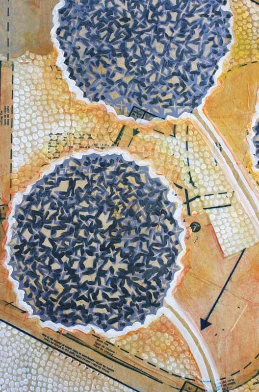 "Detail, ""Alliums."""