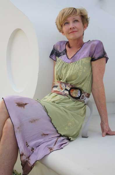 Prairie Tunic & Classic Silk Skirt, Florida.