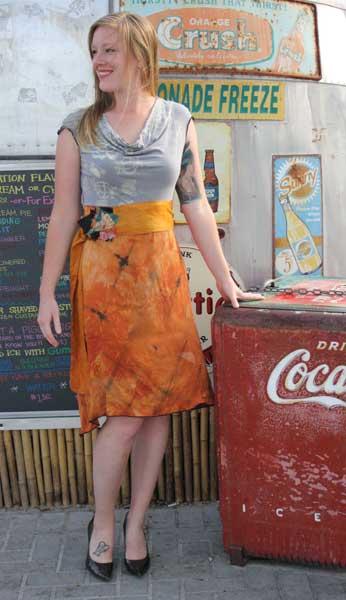 Prism Dress & Firecracker Belt, Florida.