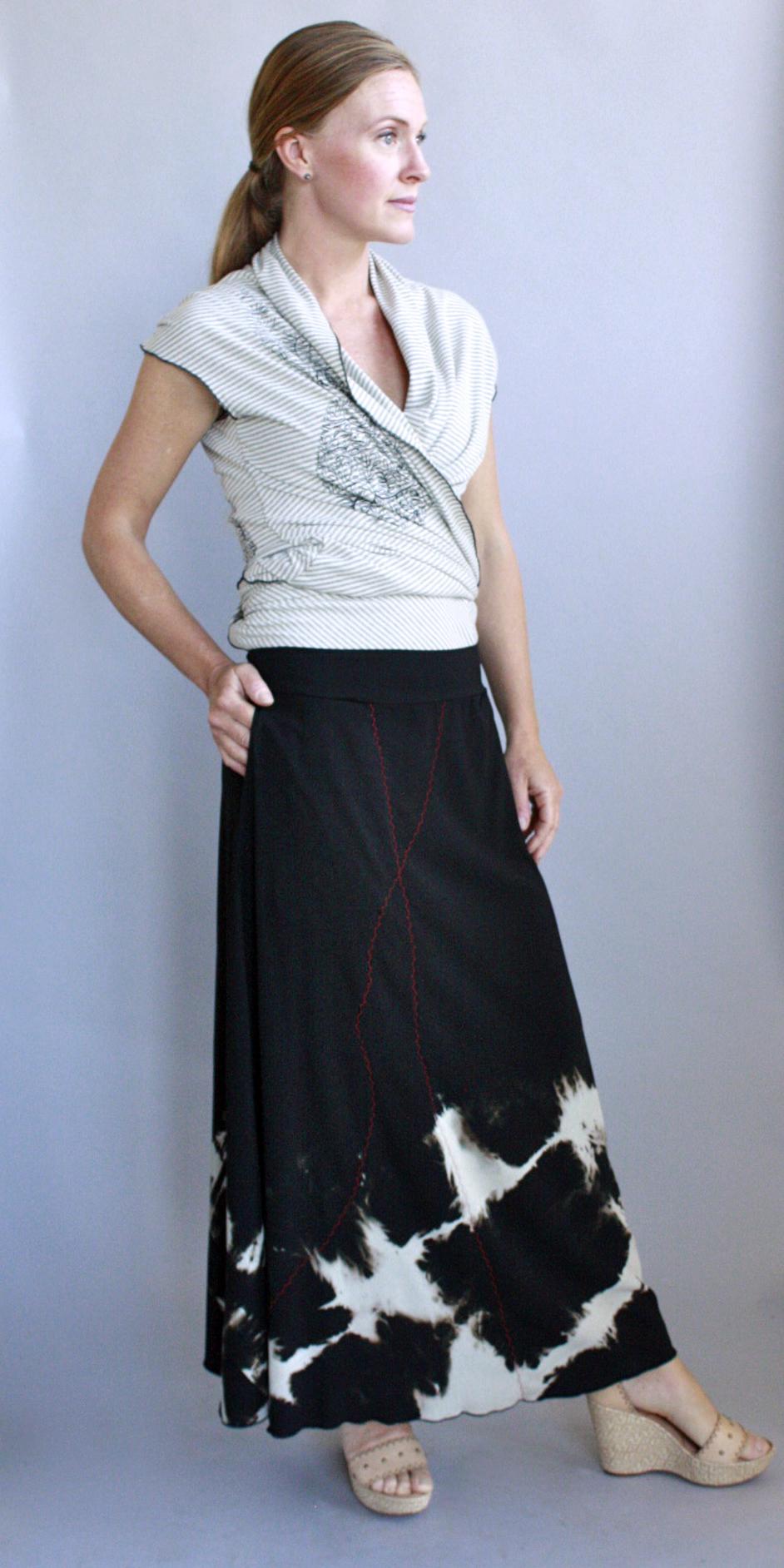 Luna Cardigan & Beeline Skirt