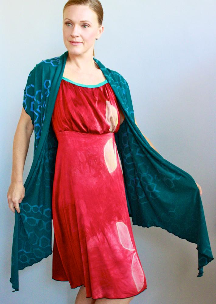 Luna Cardigan & Nico Dress