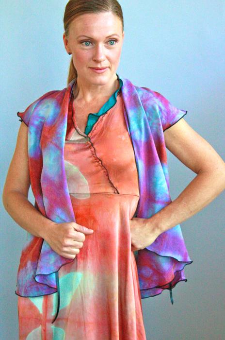 Cricket Wrap & Gelato Dress