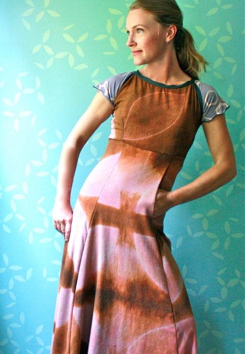 Long Leaf Dress