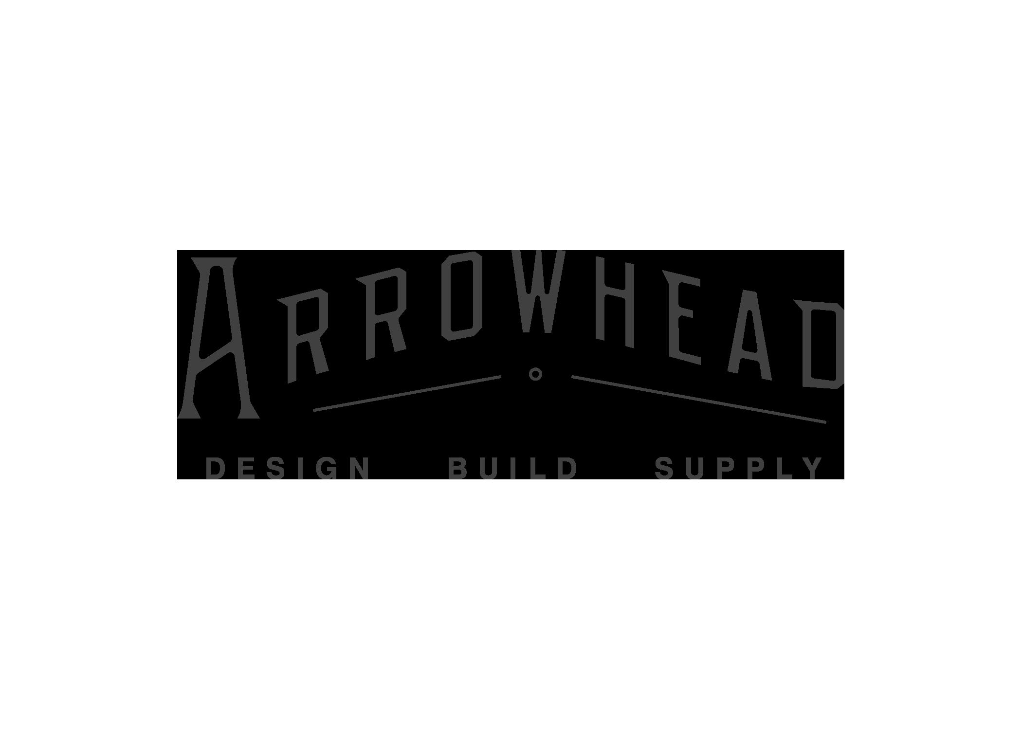 Design by Good South / Arrowhead Logo Design