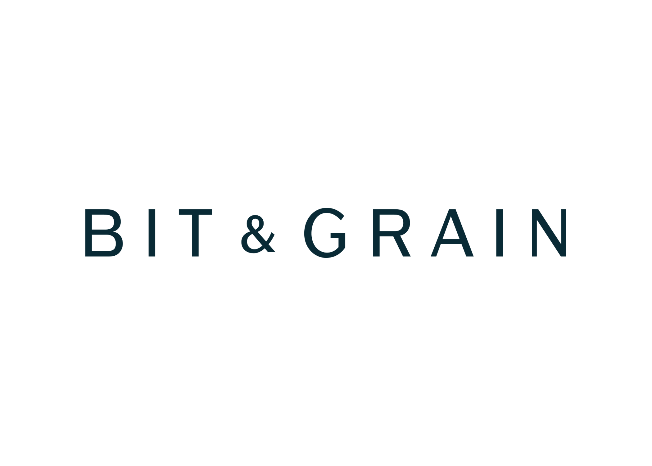 Design by Good South / Bit & Grain Logo Design