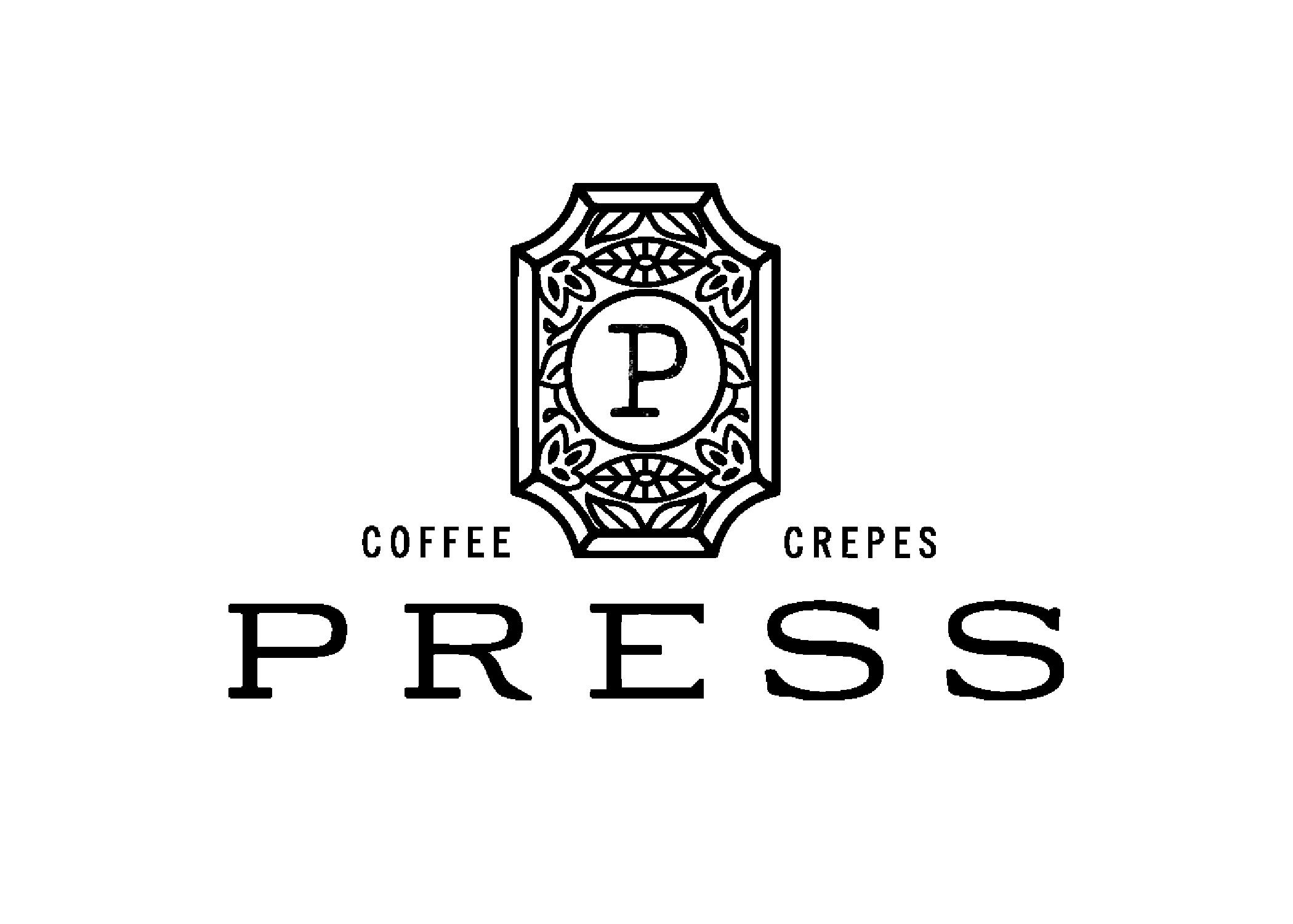 Design by Good South / Press Logo Design