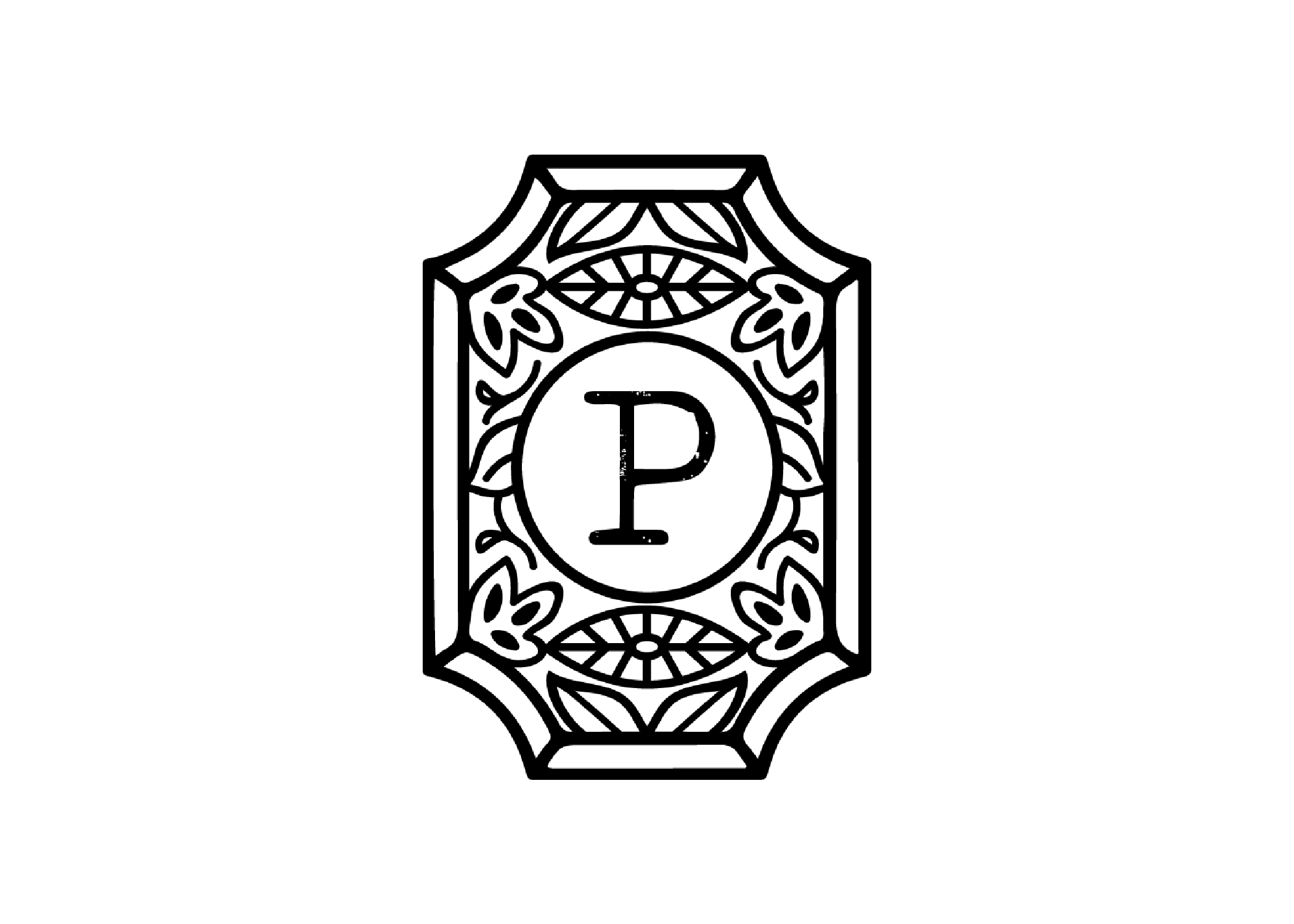 Design by Good South / Press Logo Mark Design