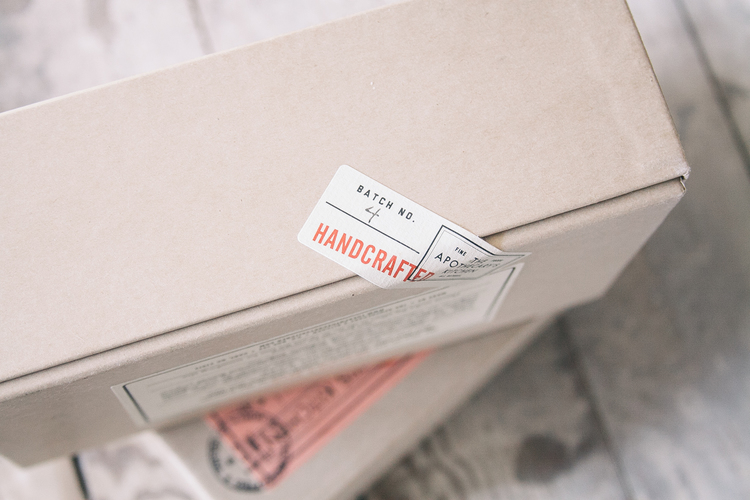 Design by Good South / Apothecary's Kitchen - Package Design